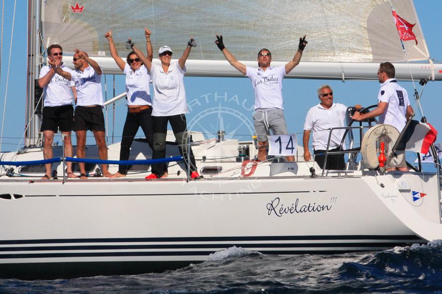 Organiser une régate team building sur la Côte d'Azur
