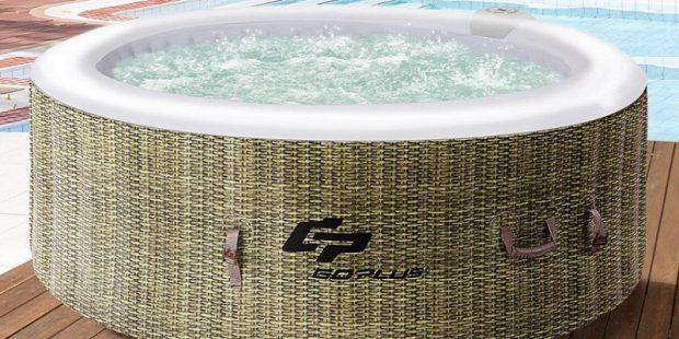 Avantages et inconvénients des spas gonflables