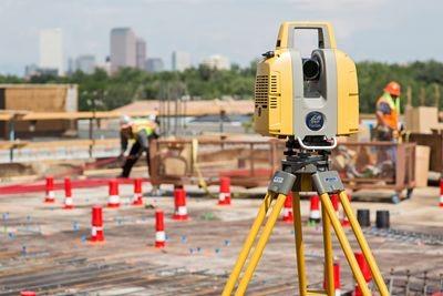 Importance du relevé laser 3D dans les travaux de construction