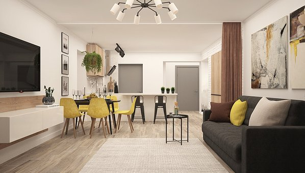 Comment payer une mini cuisine petits espaces ?