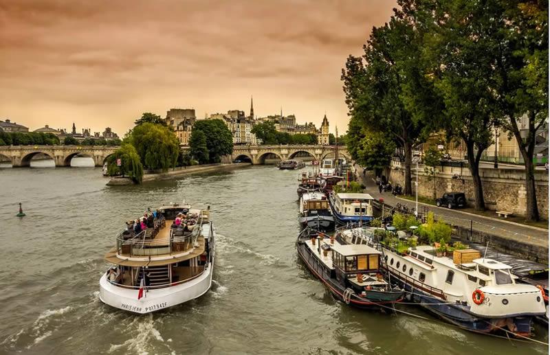 Paris au fil de l'eau : un petit aperçu d'une croisière mémorable sur la Seine