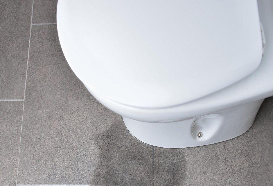 Comment réparer une fuite au WC ?